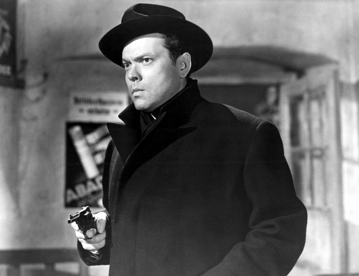 The Third Man, Orson Welles, 1949