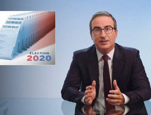 ELECTION 2020: LAST WEEK TONIGHT WITH JOHN OLIVER – TRANSCRIPT