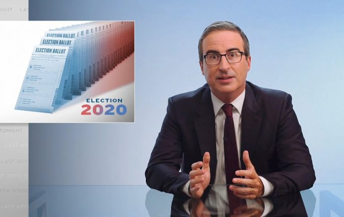 Election 2020: Last Week Tonight with John Oliver