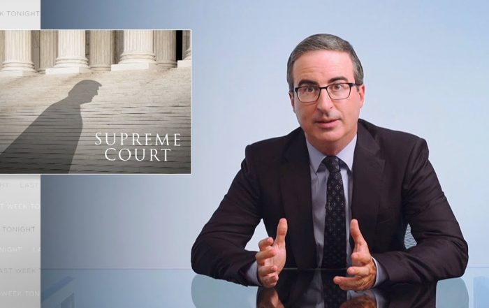 The Supreme Court: Last Week Tonight with John Oliver