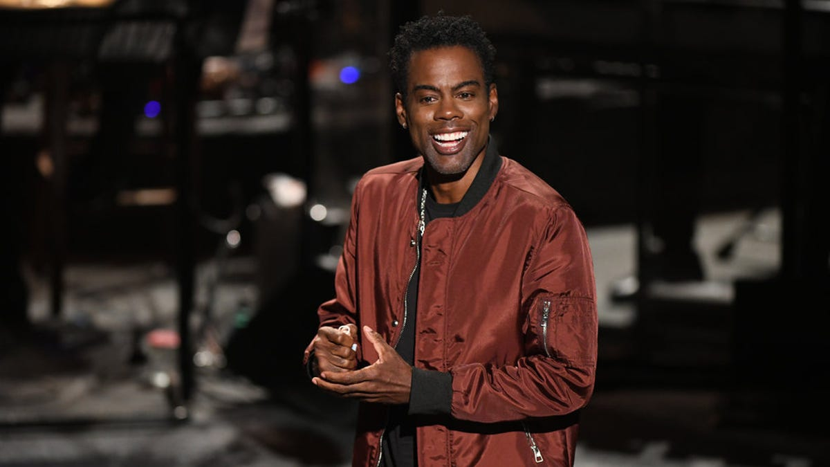 Chris Rock: SNL Monologue (2020)