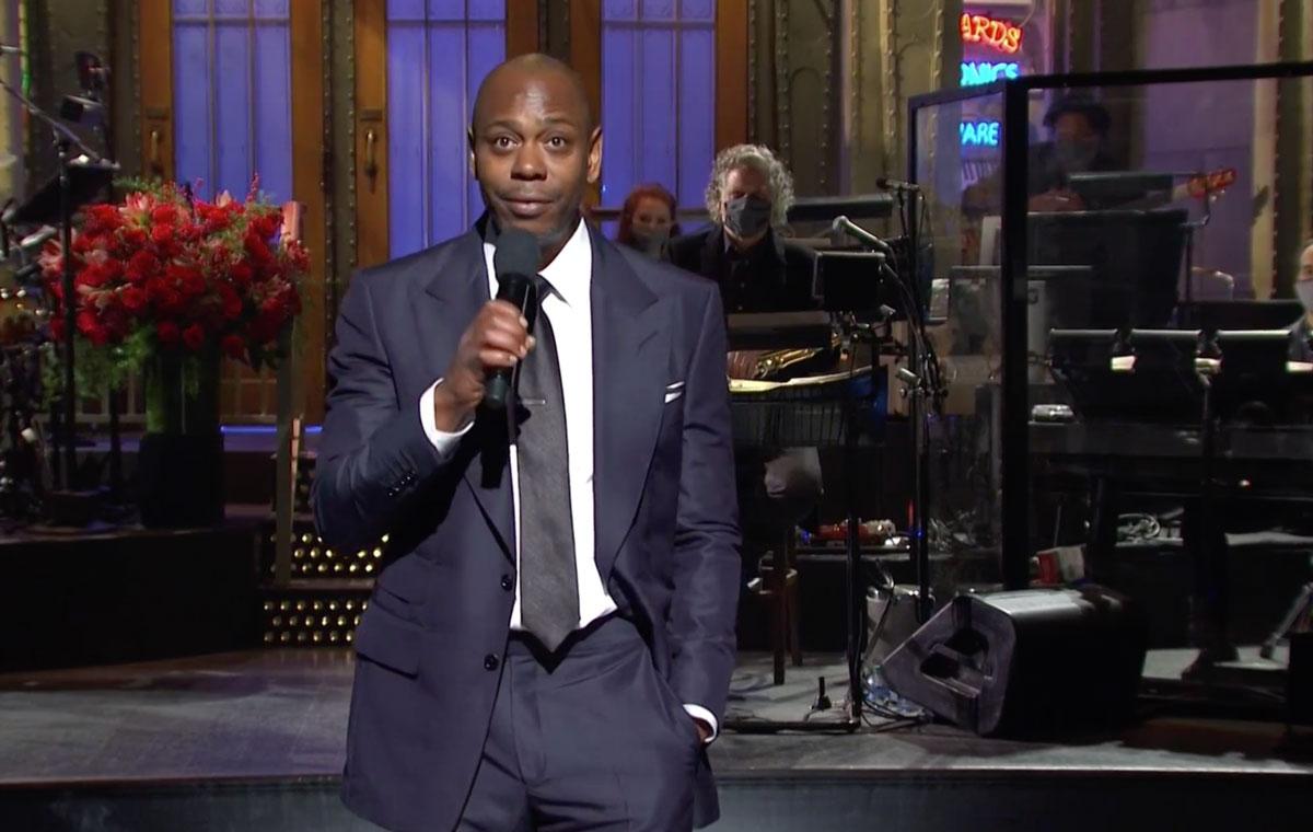 Dave Chappelle: SNL Monologue (2020)