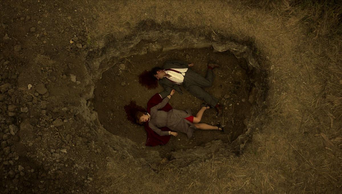 Fargo - S04E11 - Storia Americana - Can you shoot him first so I can watch?