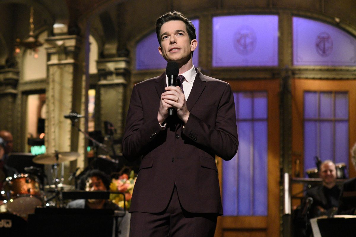 John Mulaney Stand-Up Monologue Saturday Night Live 2020