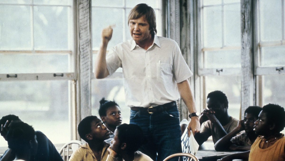 Jon Voight in Conrack (1974) by Martin Ritt