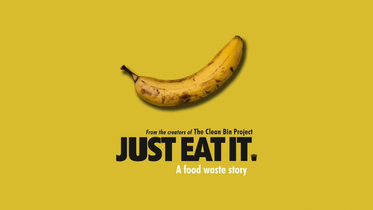Just Eat It - A Food Waste Story - Poster