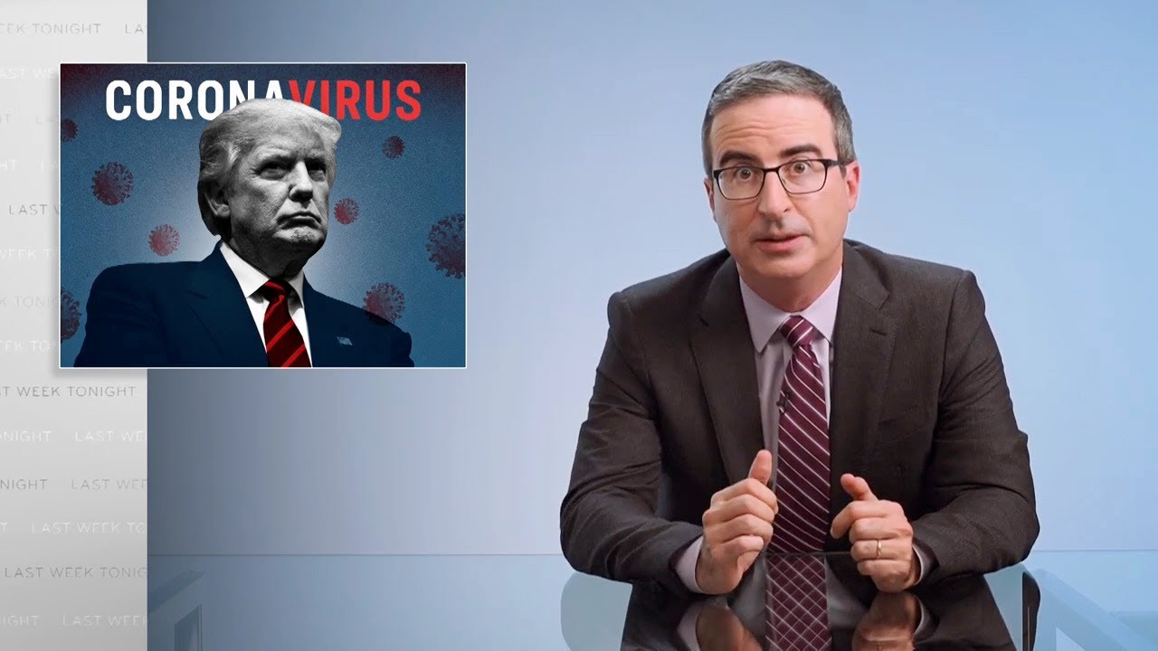 Trump & the Coronavirus: Last Week Tonight with John Oliver