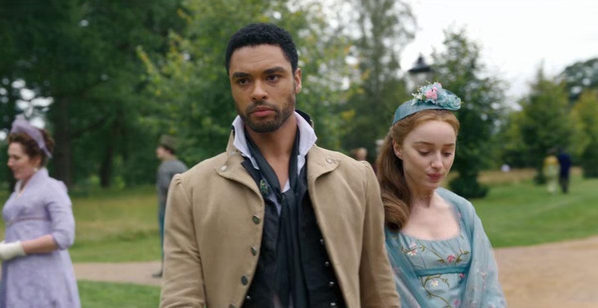 Bridgerton - S01E05 - The Duke and I