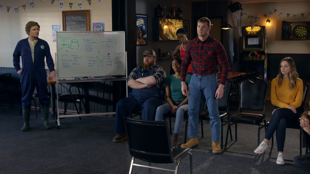 Letterkenny - S09E02 - Kids with Problems