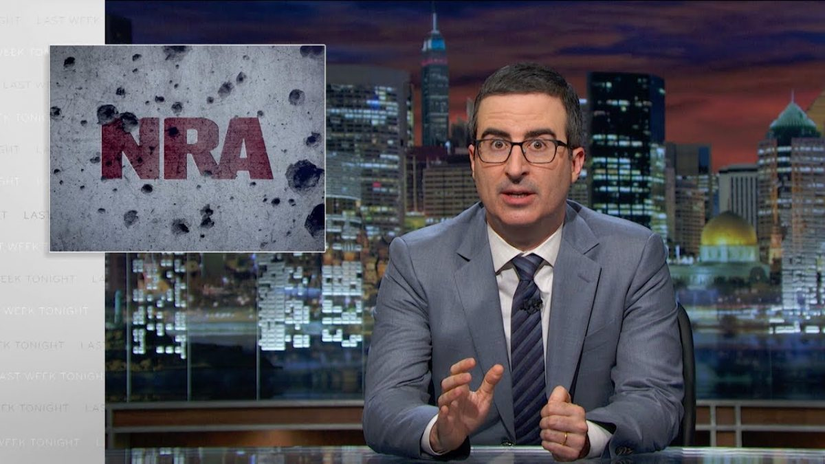 NRA: Last Week Tonight with John Oliver