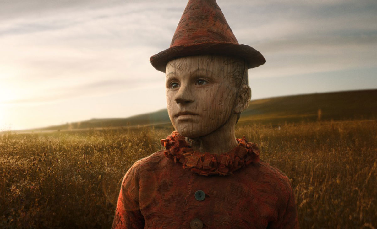 Pinocchio (2019) by Matteo Garrone