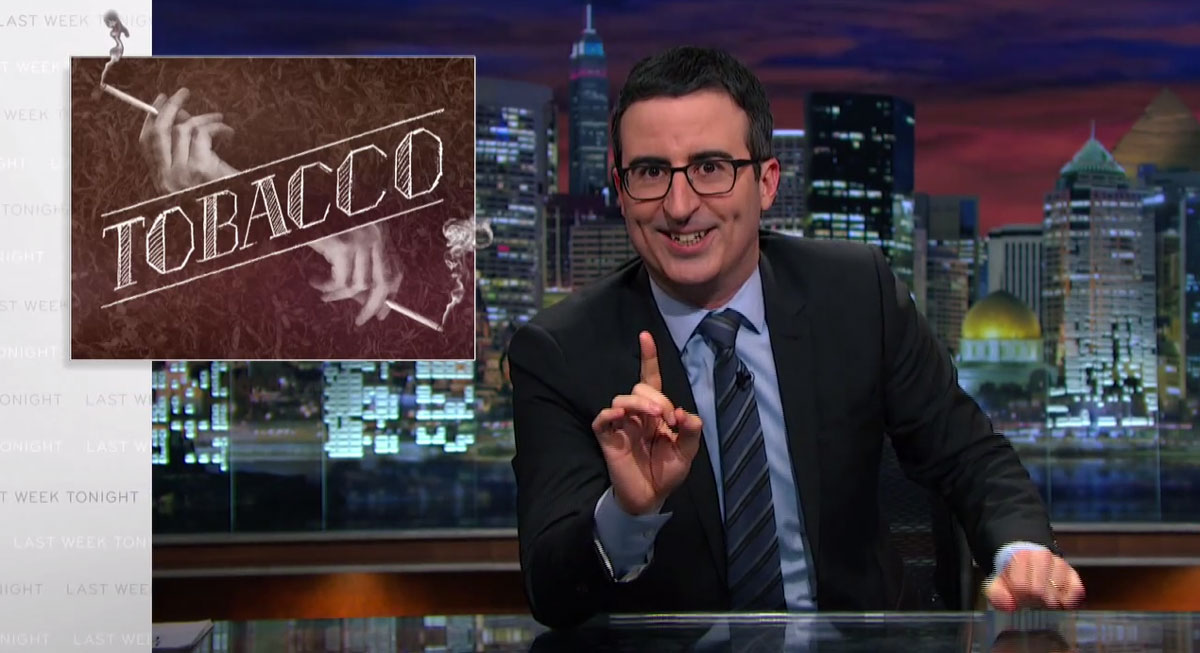 Tobacco: Last Week Tonight with John Oliver