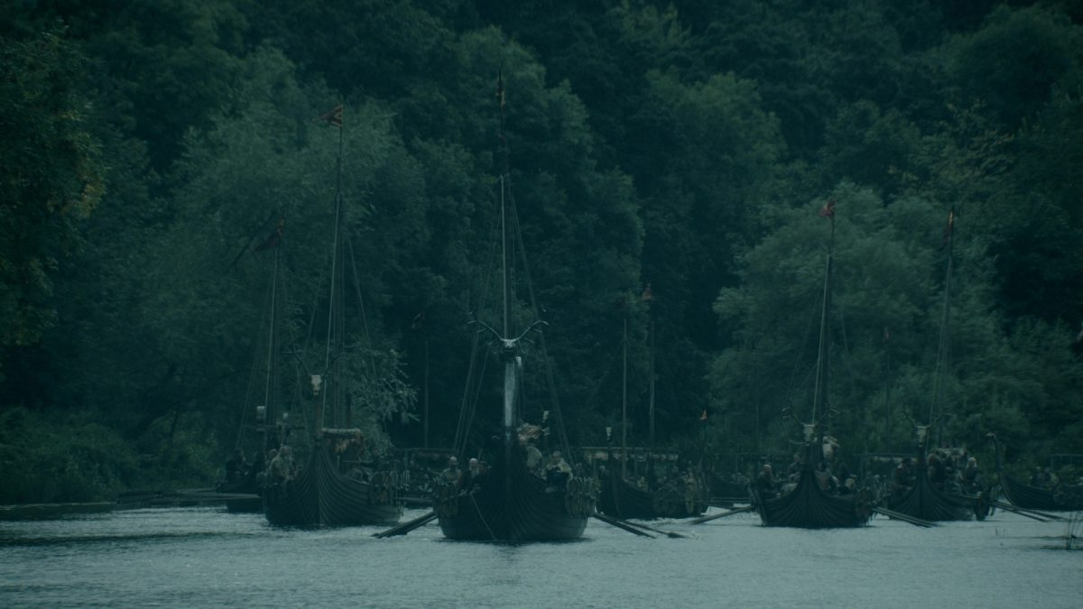 Vikings - S06E17 - The Raft of Medusa