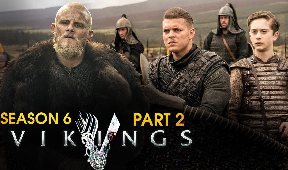 Vikings - Season 6 - Part 2