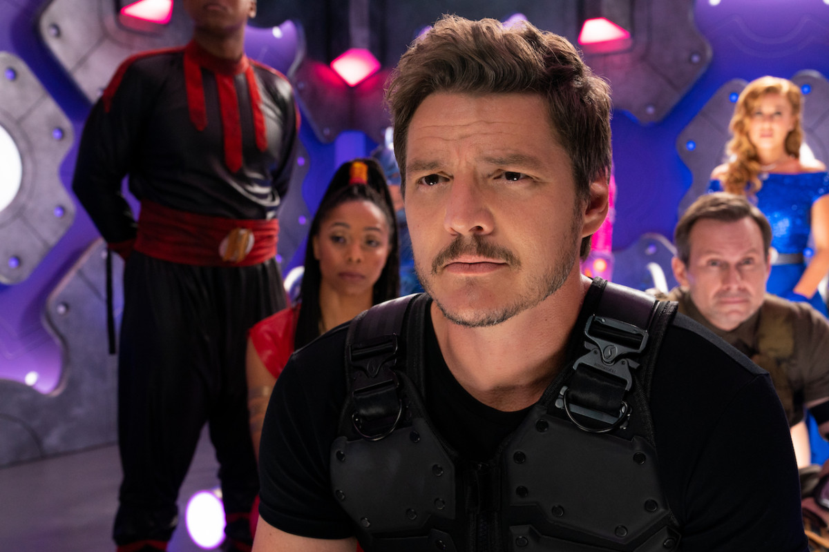 "Pedro Pascal in ""We Can Be Heroes"" (2020)"
