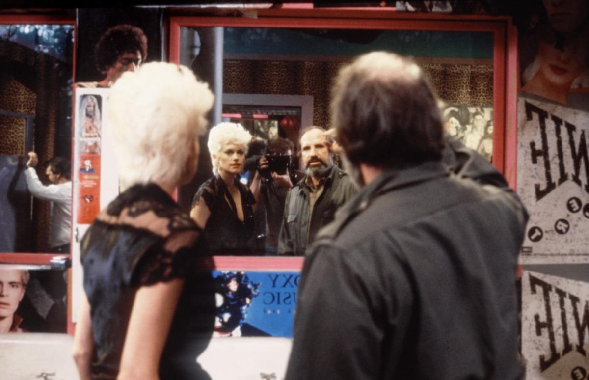 Body Double (1984) Melanie Griffith and Brian De Palma