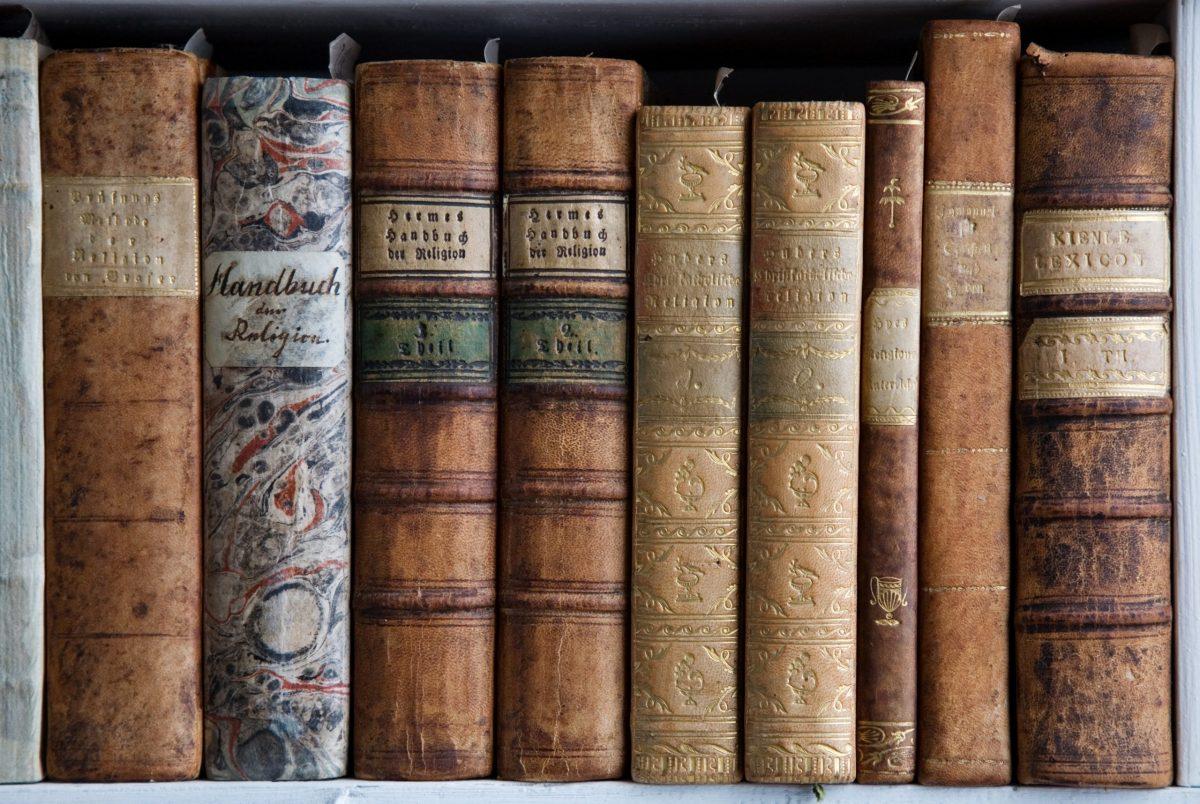 Austria - Admont Abbey_Library - 1381