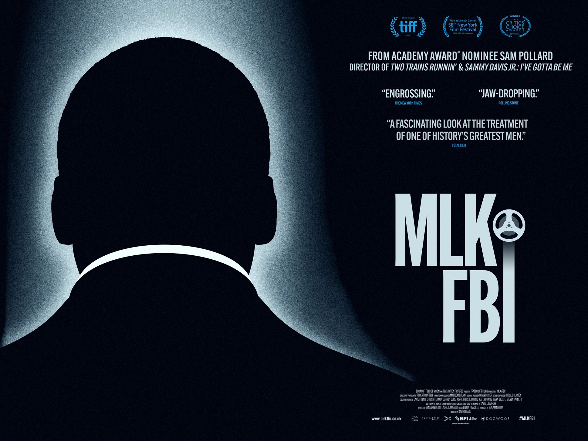 MLK/FBI (2020) - Poster