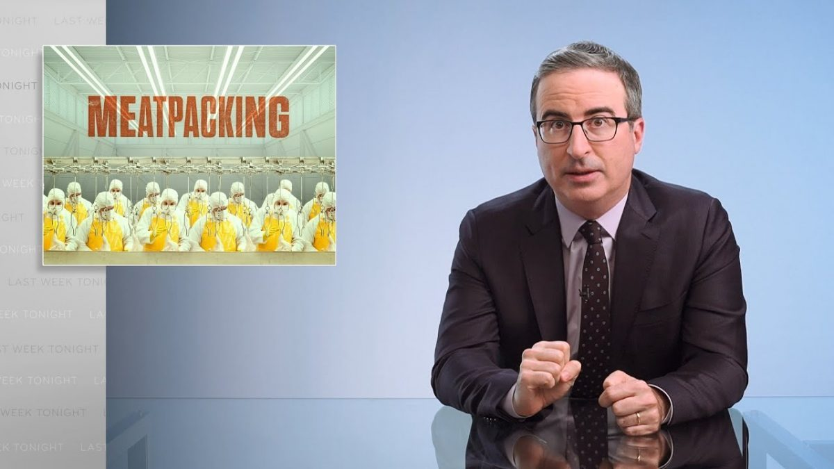 Meatpacking: Last Week Tonight with John Oliver