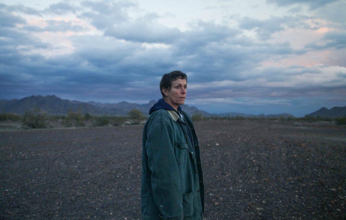 Nomadland (2020) Frances McDormand