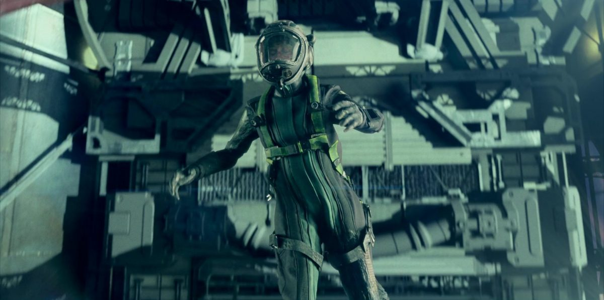 The Expanse - S05E10 - Nemesis Games - Naomi jumps out