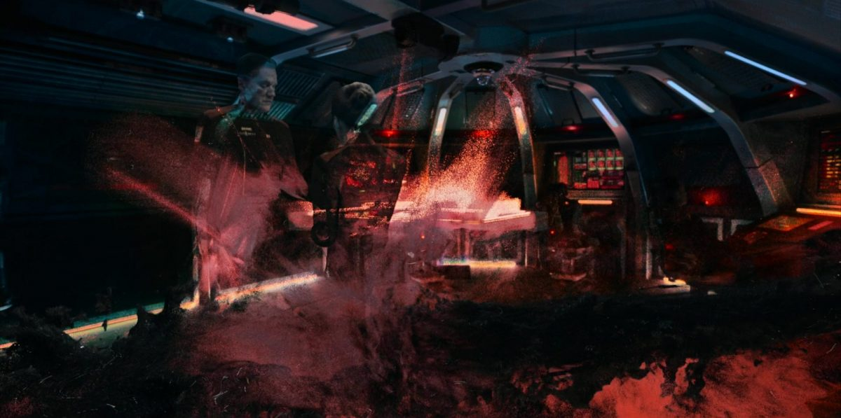 The Expanse - S05E10 - Nemesis Games - Ring transit