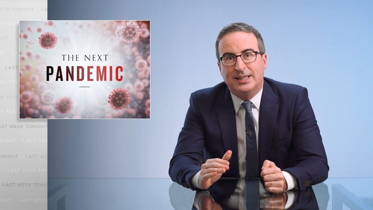 The Next Pandemic: Last Week Tonight with John Oliver