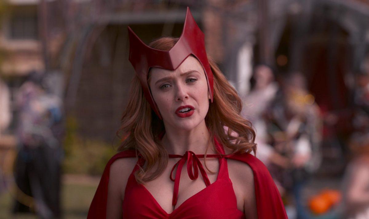 WandaVision - Episode 6 - All-New Halloween Spooktacular!