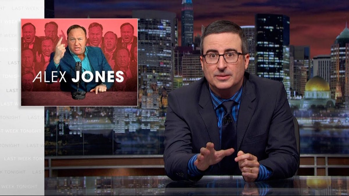 Alex Jones: Last Week Tonight with John Oliver