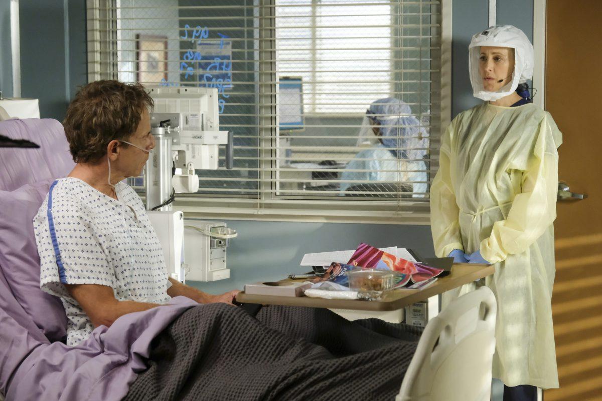 Grey's Anatomy - S17E07 - Helplessly Hoping