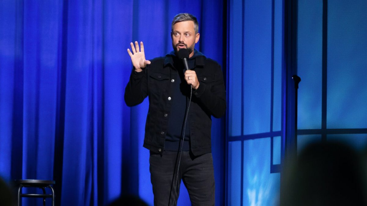 Nate Bargatze - The Greatest Average American (2021)