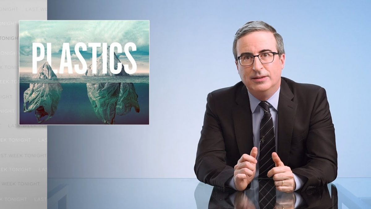 Plastics: Last Week Tonight with John Oliver