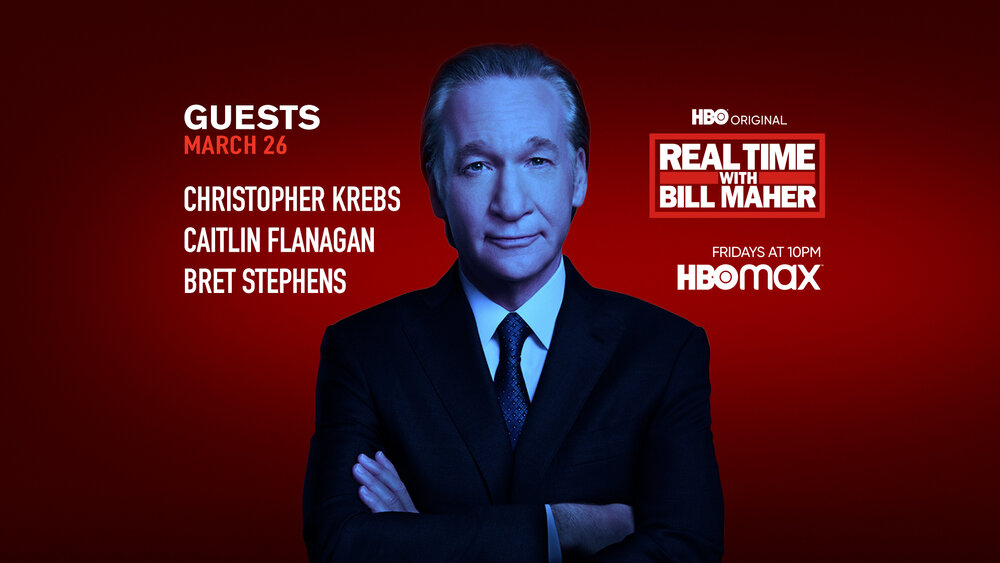 Real Time with Bill Maher - S19E10