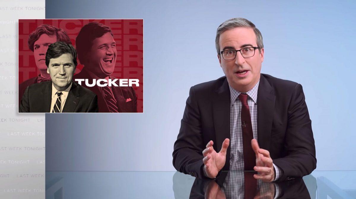 Tucker Carlson: Last Week Tonight with John Oliver