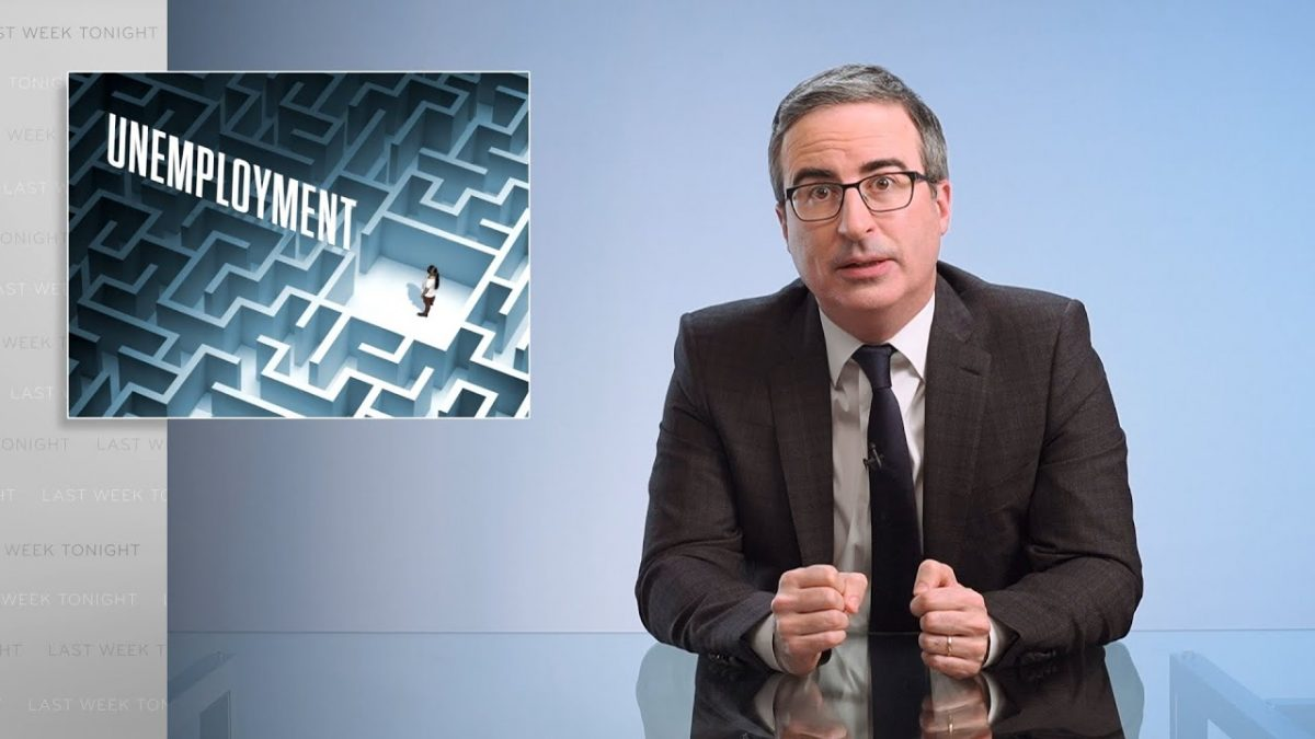 Unemployment: Last Week Tonight with John Oliver