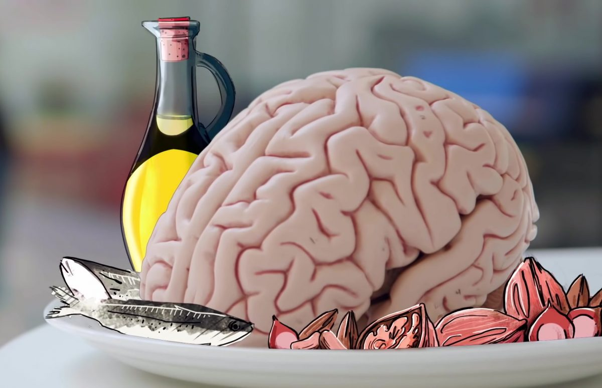Better Brain Health: We Are What We Eat