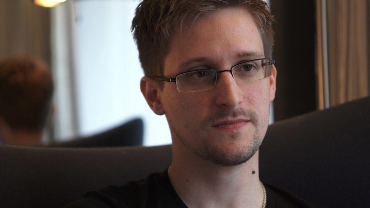 Edward Snowden - Citizenfour