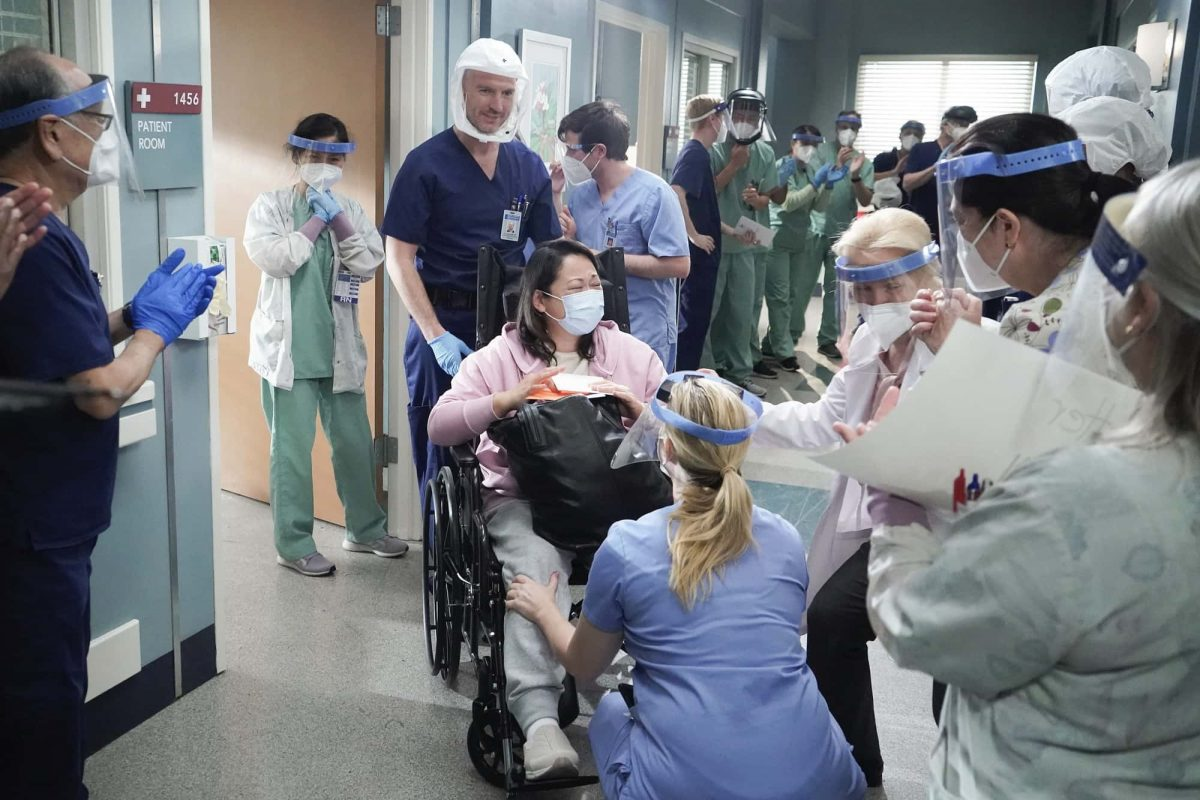 Grey's Anatomy - S17E13 - Good as Hell