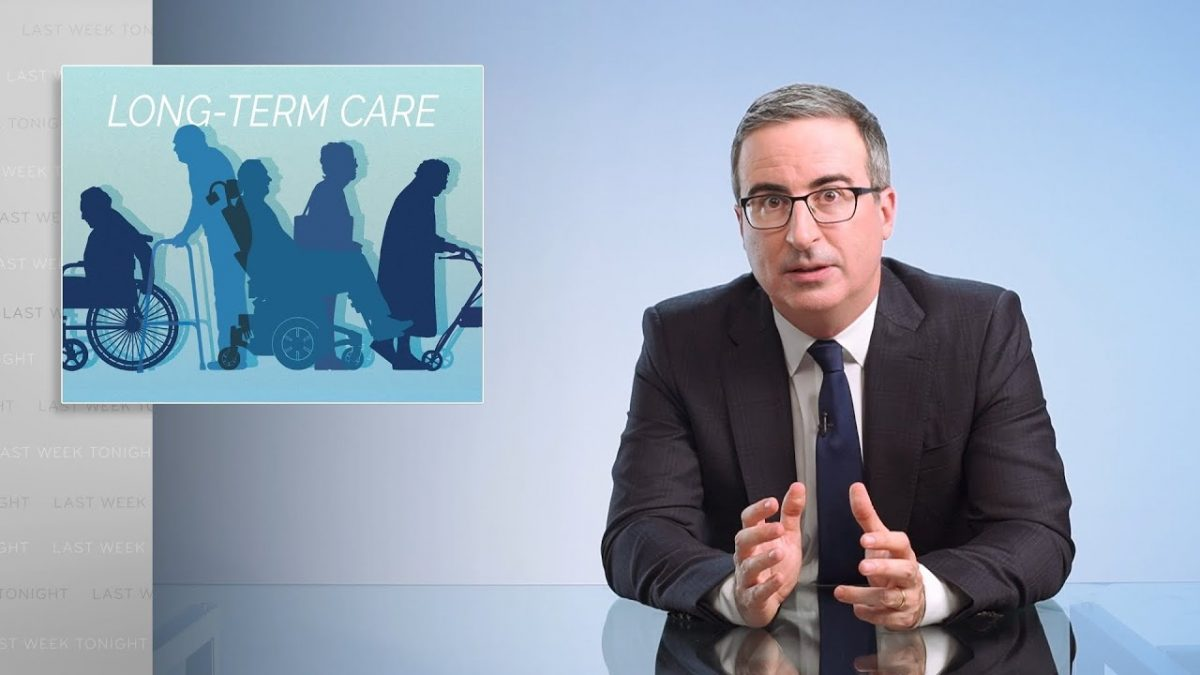 Long-Term Care: Last Week Tonight with John Oliver