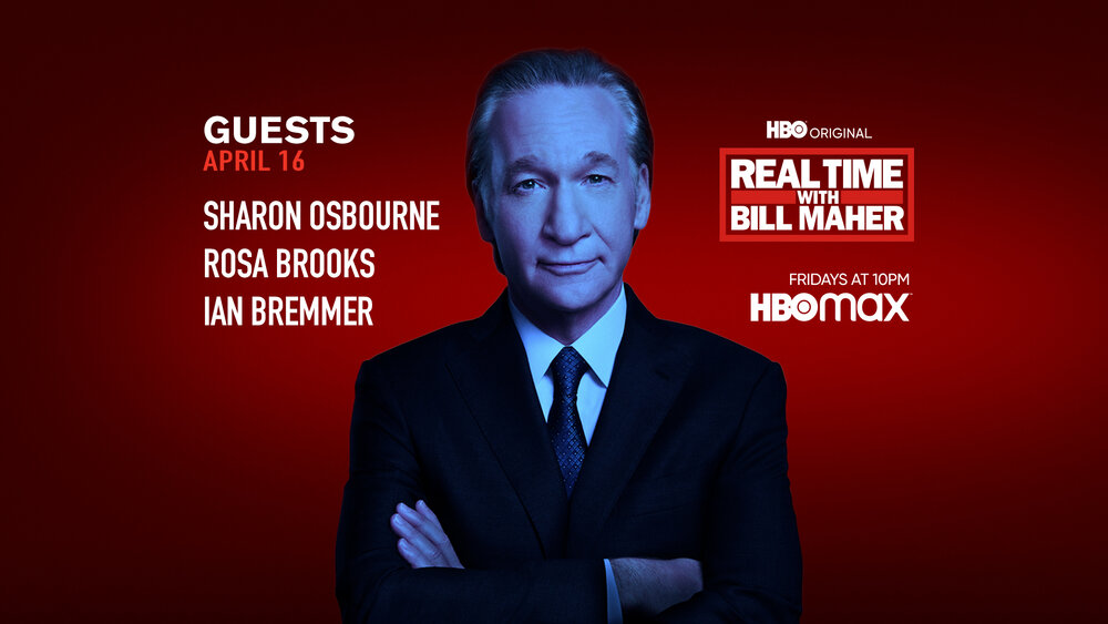 Real Time with Bill Maher - S19E12