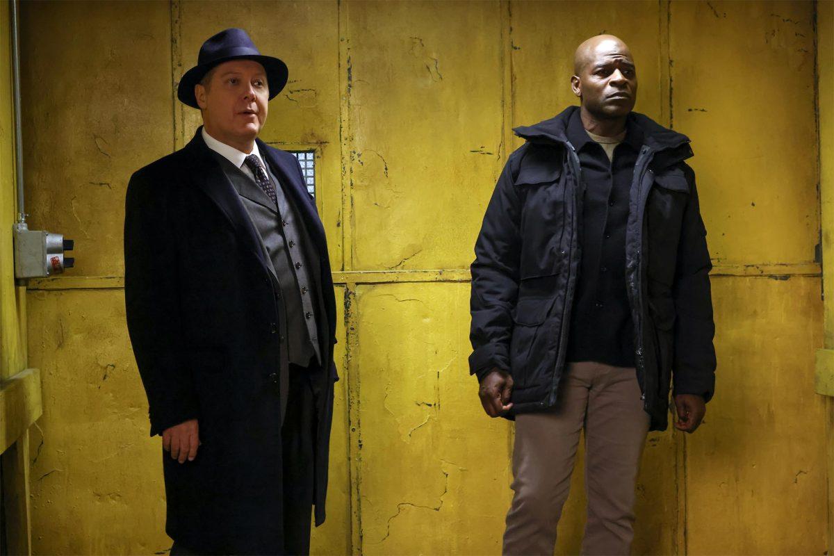 The Blacklist - S08E12 - Rakitin