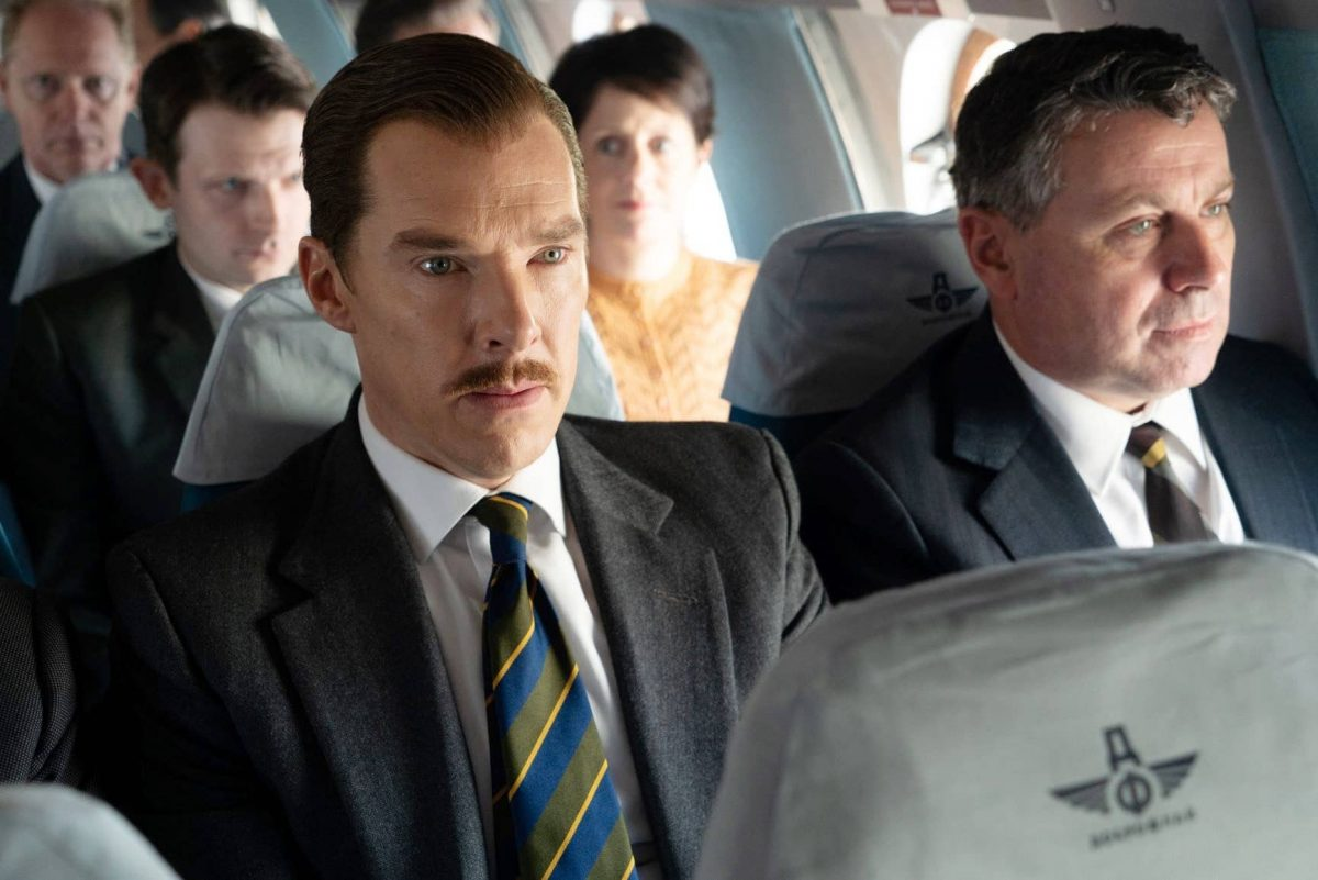 The Courier (2020) Benedict Cumberbatch
