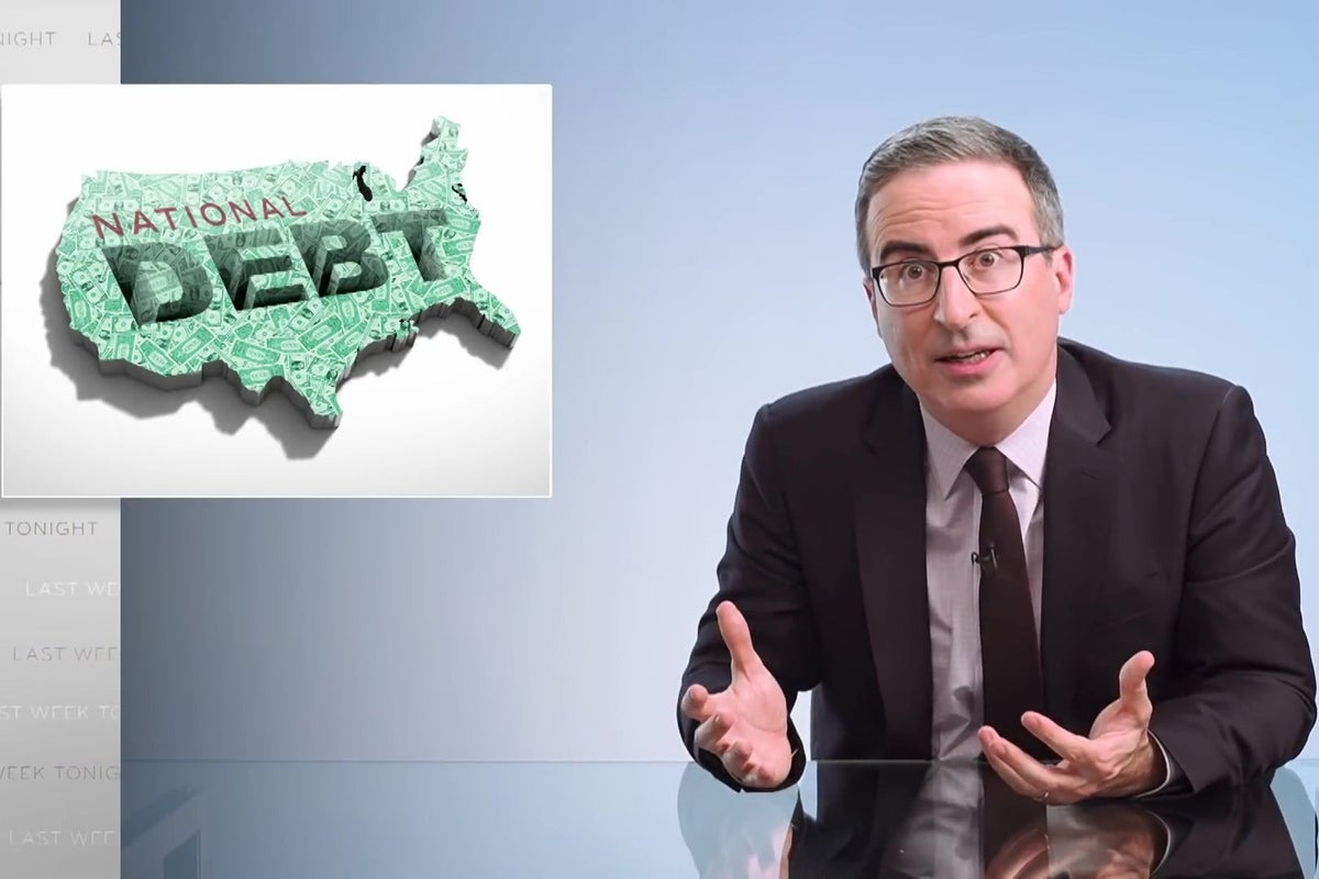 The National Debt: Last Week Tonight with John Oliver