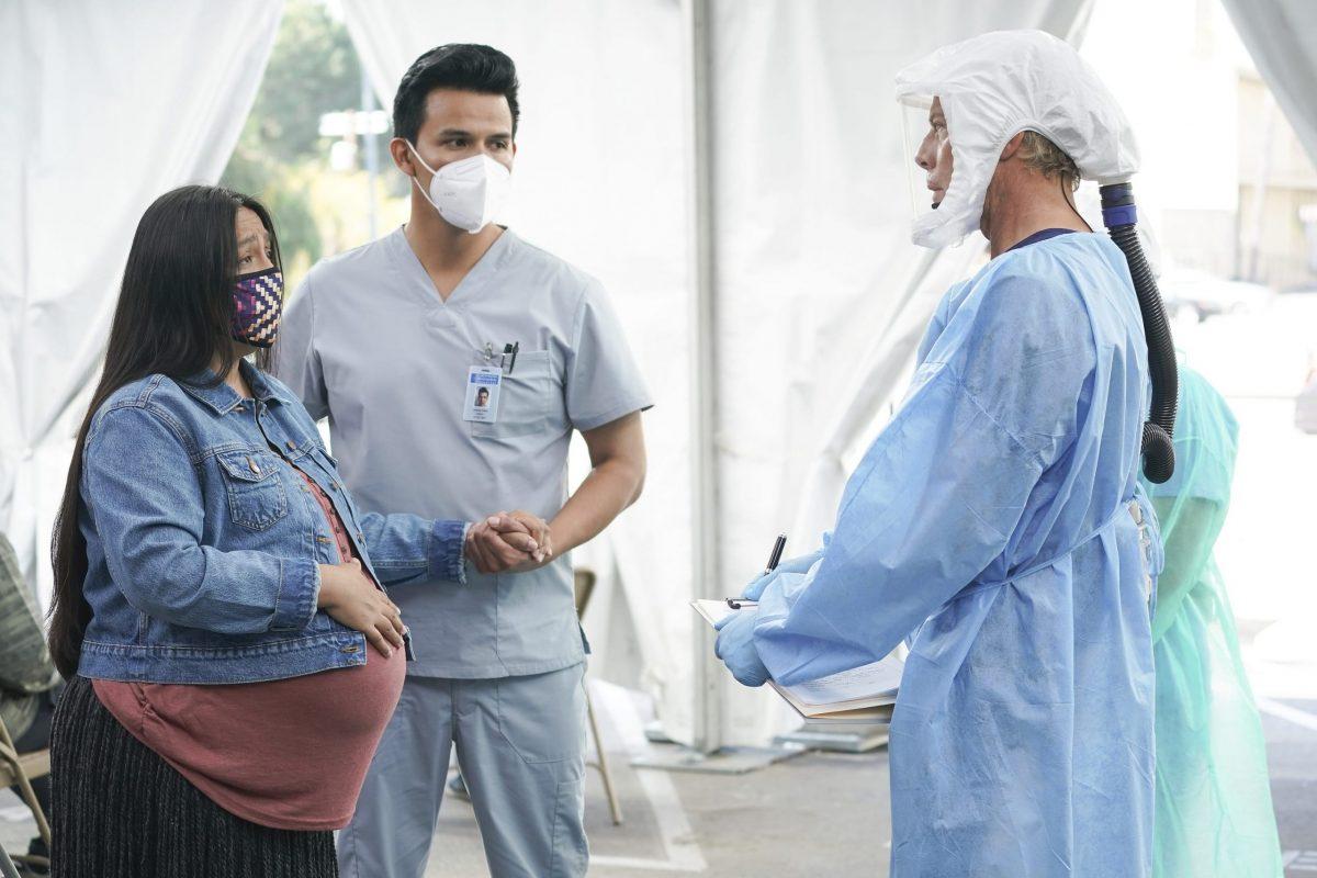 Grey's Anatomy - S17E15 - Tradition