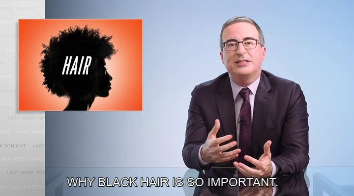 Hair Last Week Tonight with John Oliver