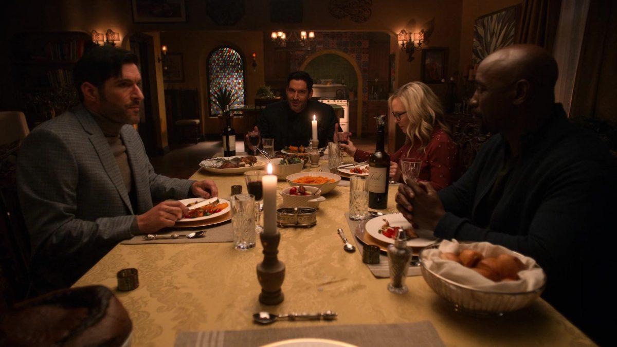 Lucifer - S05E09 - Family Dinner