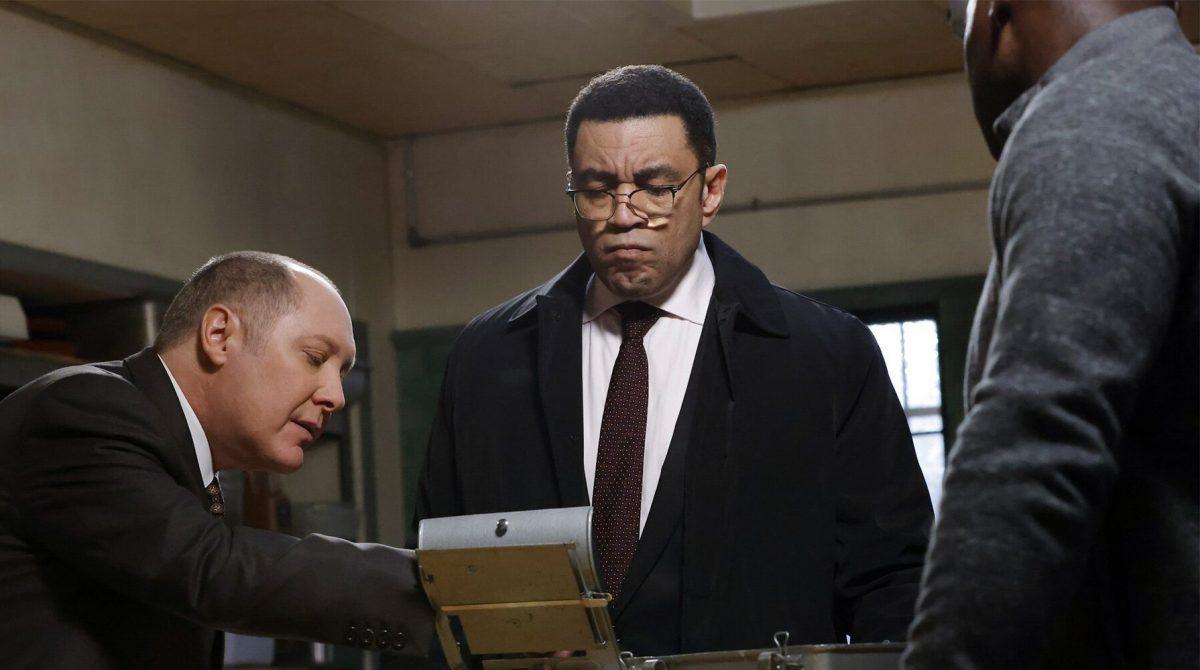 The Blacklist - S08E15 - The Russian Knot
