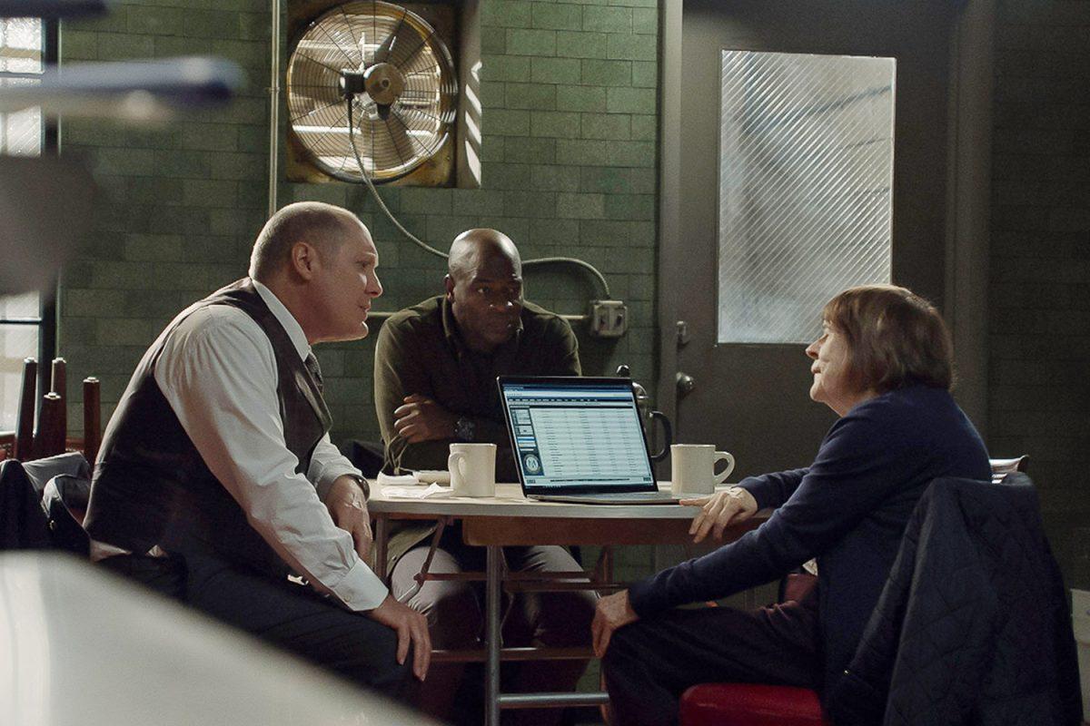 The Blacklist - S08E18 - The Protean