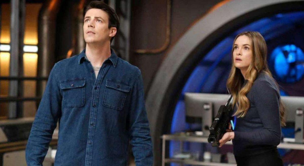 The Flash - S07E10 - Family Matters, Part 1