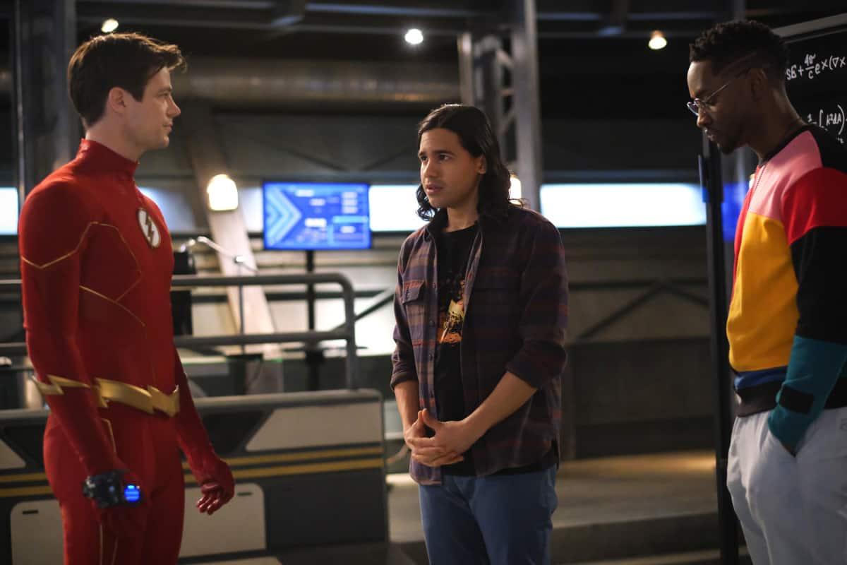 The Flash - S07E11 - Family Matters, Part 2